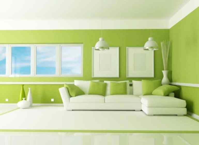 20 desain ruang tamu minimalis yang nyaman penuh warna indah for Sofa yang sesuai untuk ruang tamu kecil