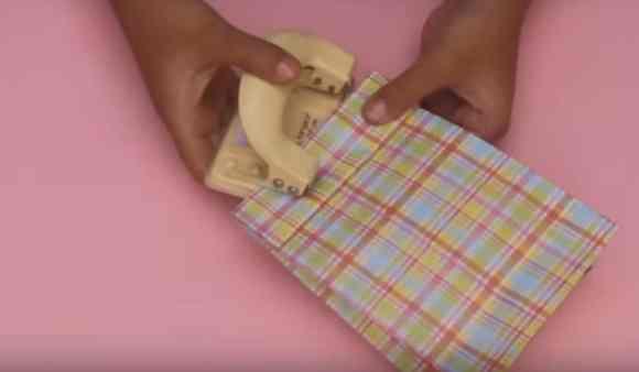 Kreasi Bungkus Kado Bentuk Paper Bag