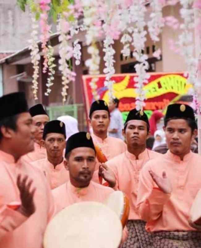 Ucapan Selamat Menikah untuk Sahabat Islami