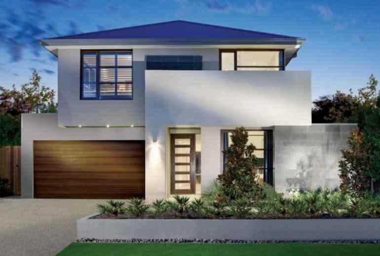 Contoh Model Desain Rumah Bergaya Minimalis Modern