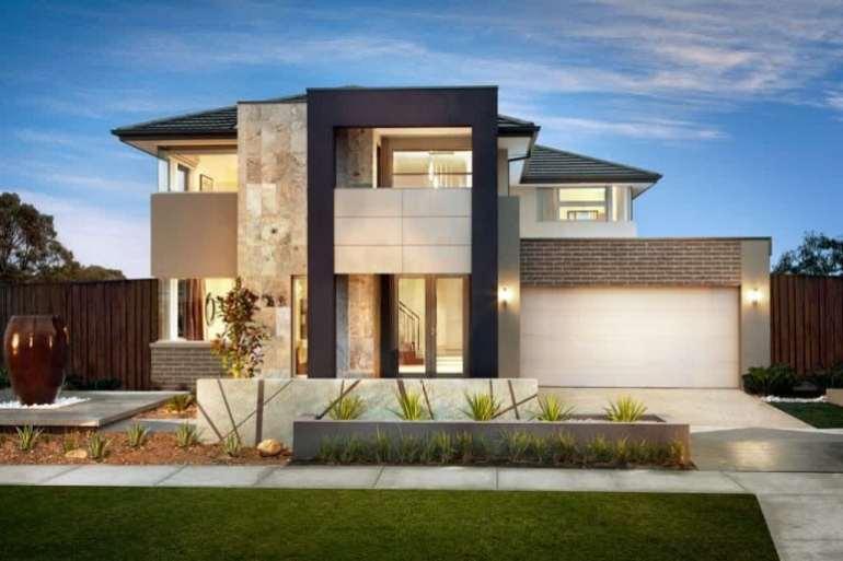 Contoh Model Desain Rumah Idaman Minimalis Modern