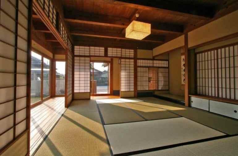 Interior Rumah Bergaya Minimalis Ala Jepang