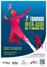 Tournoi inter-asso novembre 2016
