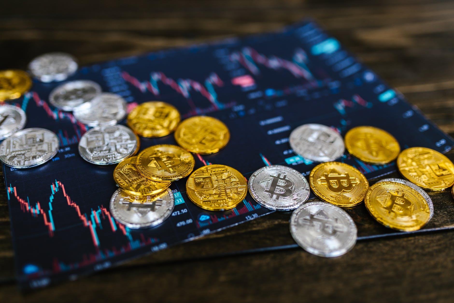 Uang Crypto Melakukan Pergerakan Besar Sekarang | Koran Crypto