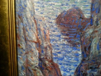 detail of Hassam at Smith