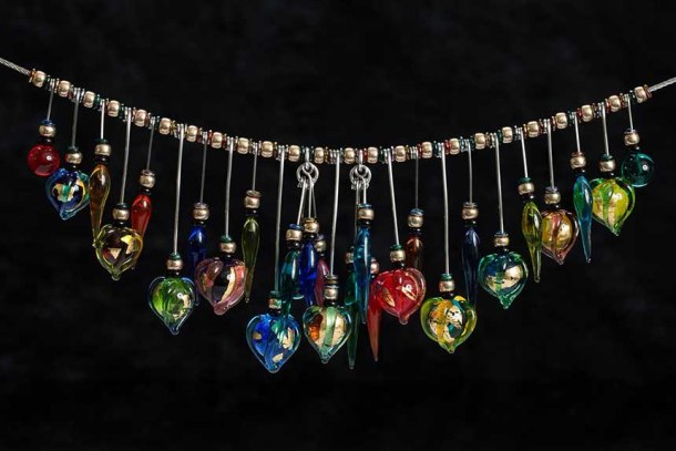 Beth Williams - Celebration - Tribal Necklace