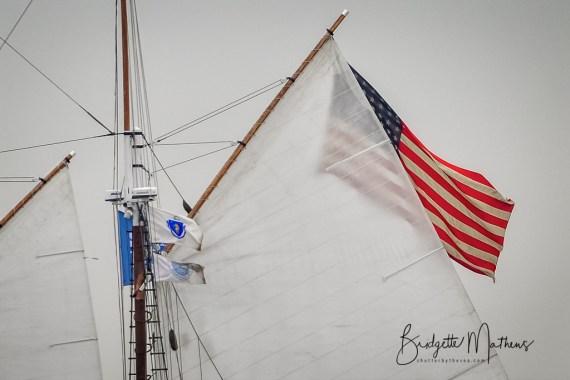 Lannon sails