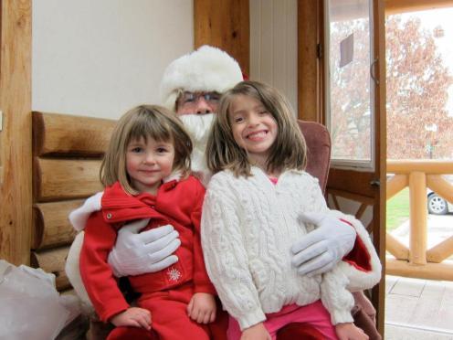 The Bearded Santa