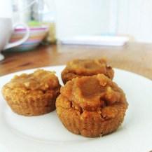 No sugar - muffins