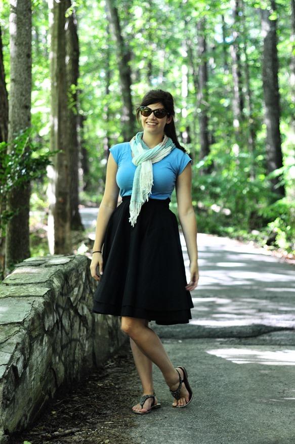 Modcloth Skirt (2)