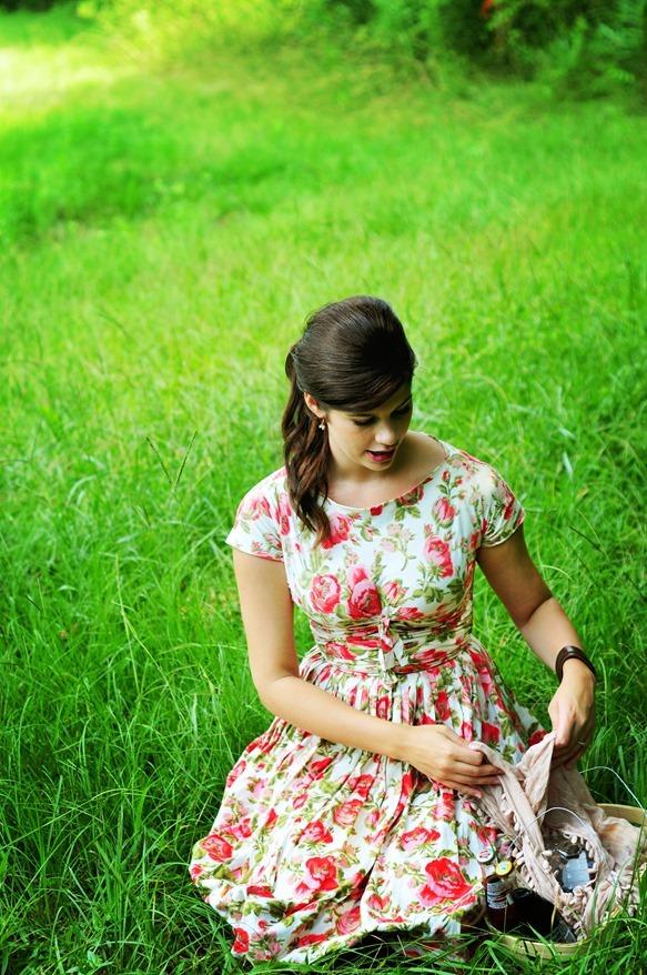 Vintage Dress (1)