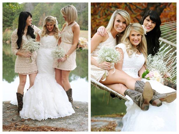 Bridesmaids Hammock