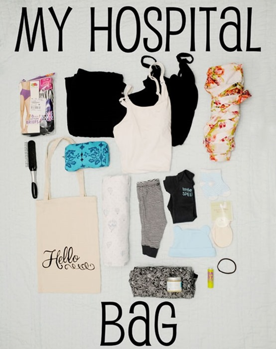 Detailed list of what to bring to the hospital baby what not to bring