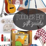 Christmas Gift Guide For Toddler Boys