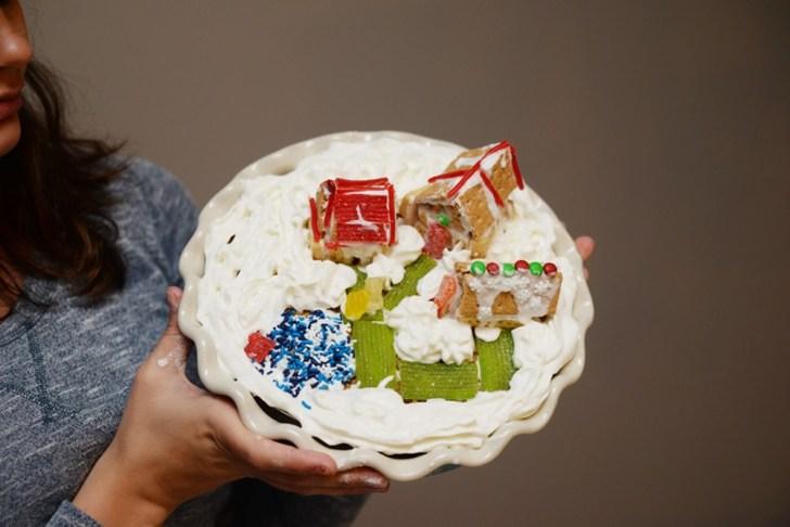 Gingerbread village (2)