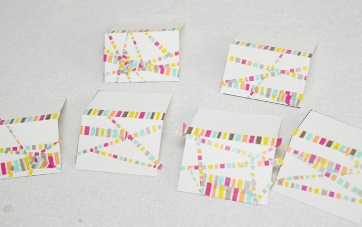Glitter Placecard diy (6)