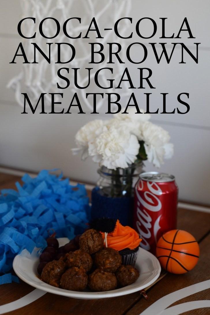 Coca Cola Meatballs
