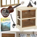 Farmhouse Master Bedroom Inspiration