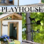 DIY Farmhouse Gardenshed Inspired Playhouse- Part 1