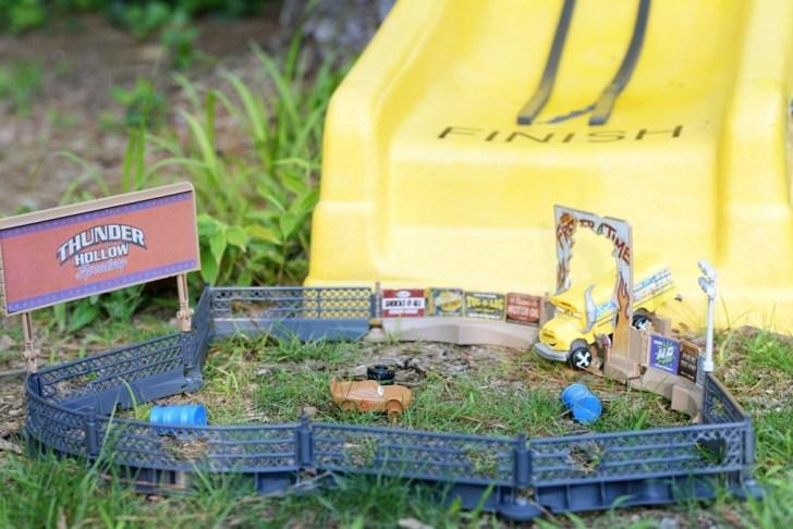 diy slide racetrack (3)