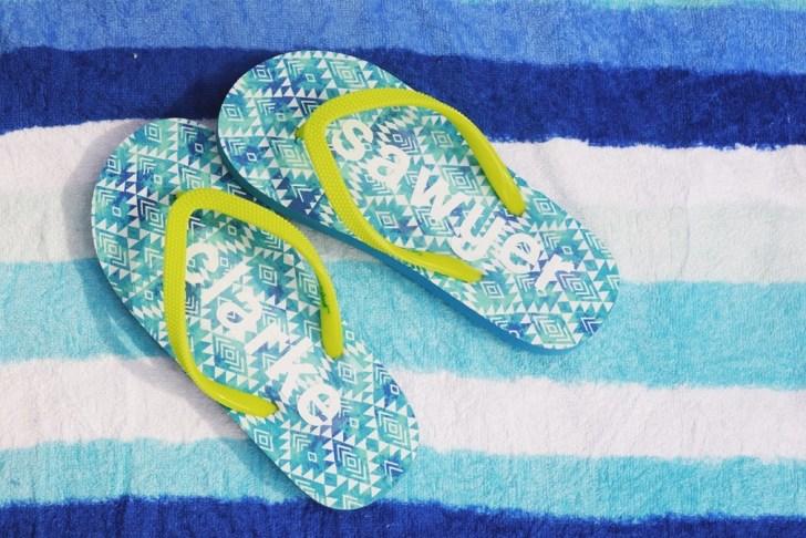 personalized flip flops (2)