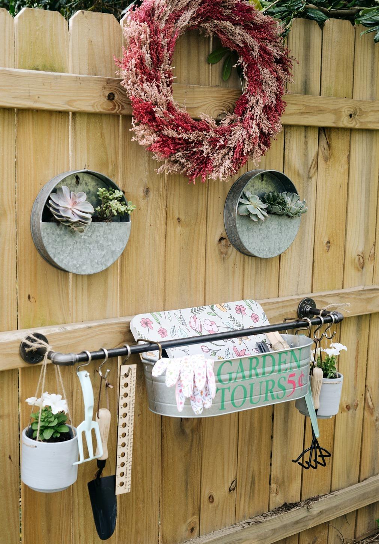 Delicieux Diy Garden Station Garden Workspace (19) Copy ...