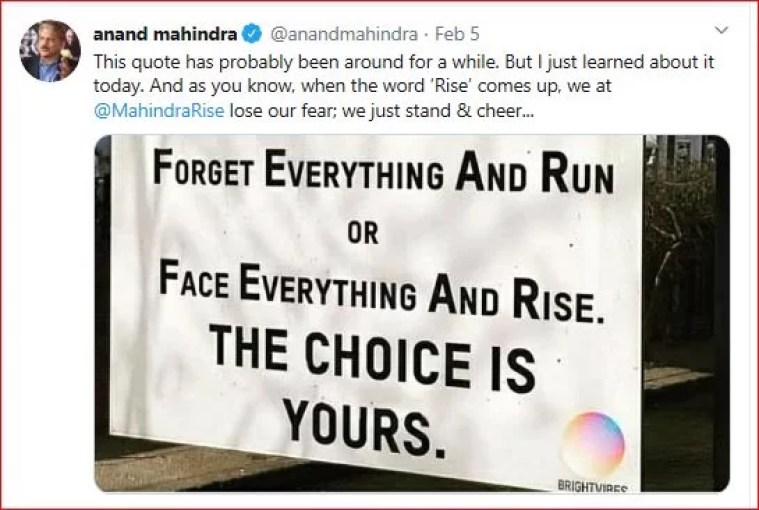 30 Best Motivational and Inspirational Anand Mahindra Quotes 1