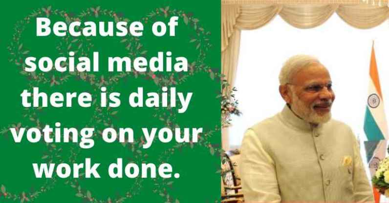 Narendra Modi -good-morning-love-quote
