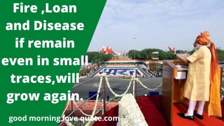 Narendra Modi quotes motivational inspirational speech during Mann ke baat on Corona virus covid 19 April 2020