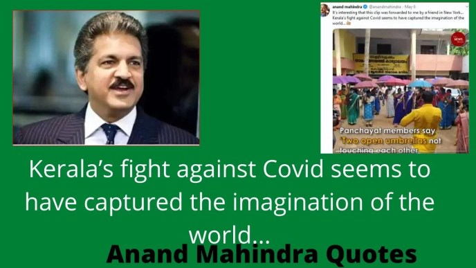 Best Motivational and Inspirational Anand Mahindra Quotes Image 16