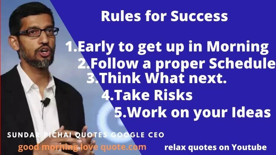 Best Motivational Sundar Pichai Quotes on Life Image 8