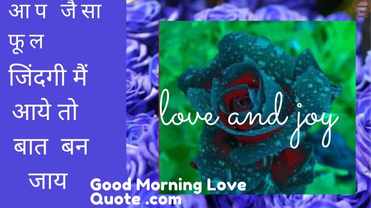 Best Romantic Love Quotes for Him/Her to express your Feelings in English & Hindi Image 2