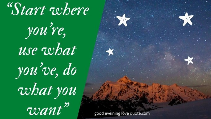 Best Good Evening Quotes For Her HD Image 1