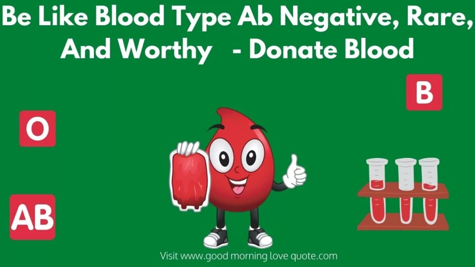 143 Motivational Blood Donation Quotes and Slogans for your Inspiration 1