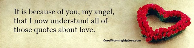 Good Morning My Love Quotes For Him Unique Romantic & Sweet Love Quotes For The Morning