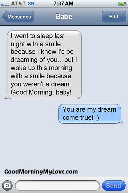 Good Morning Love Messages_Good Morning sms text message 7