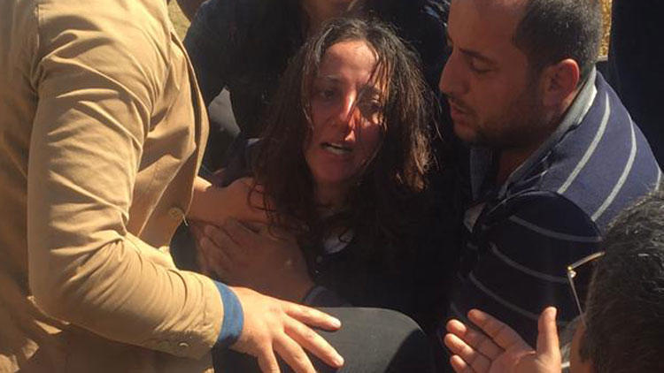 Turkish mother found alive after going missing in wild for