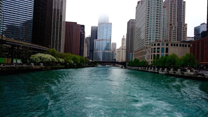 Le Must du Must : La croisière à Chicago !