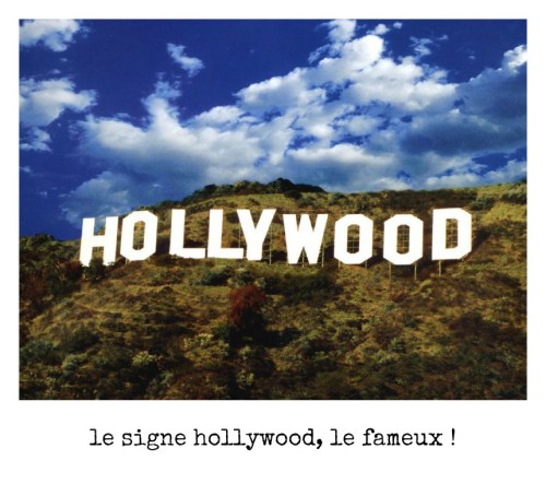 signe hollywood los angeles