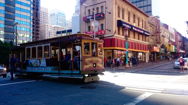 San Francisco en vidéo !