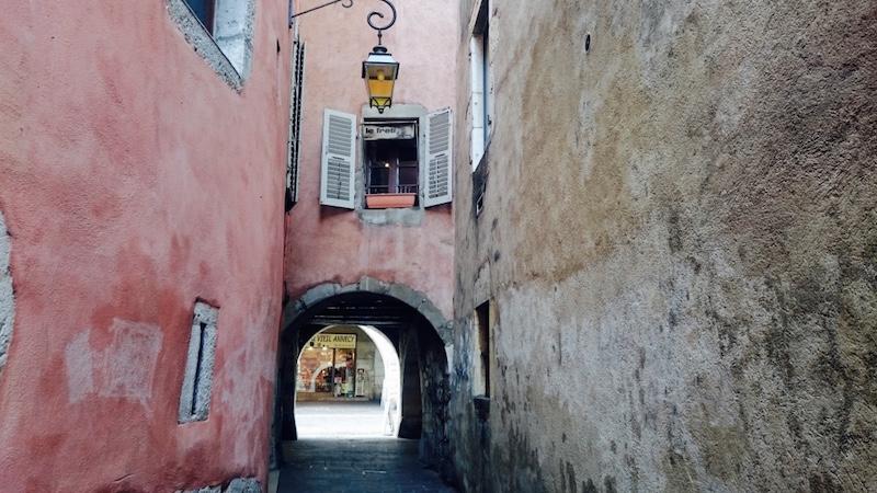annecy vieille ville visite 1