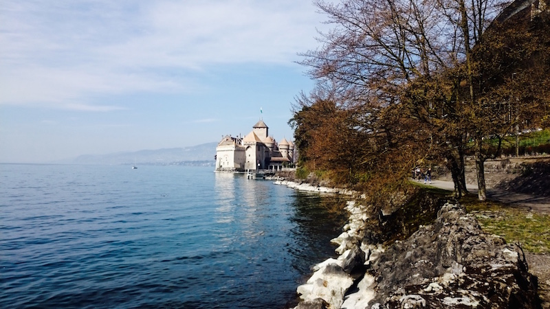 chateau chillon suisse