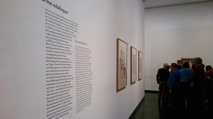 Expo Matisse – Musée des Beaux Arts Lyon