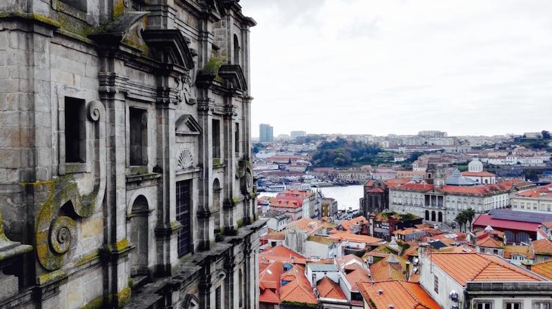 vue porto portugal