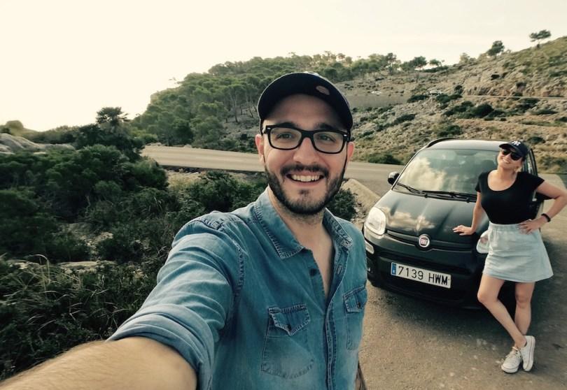 voyage majorque location voiture