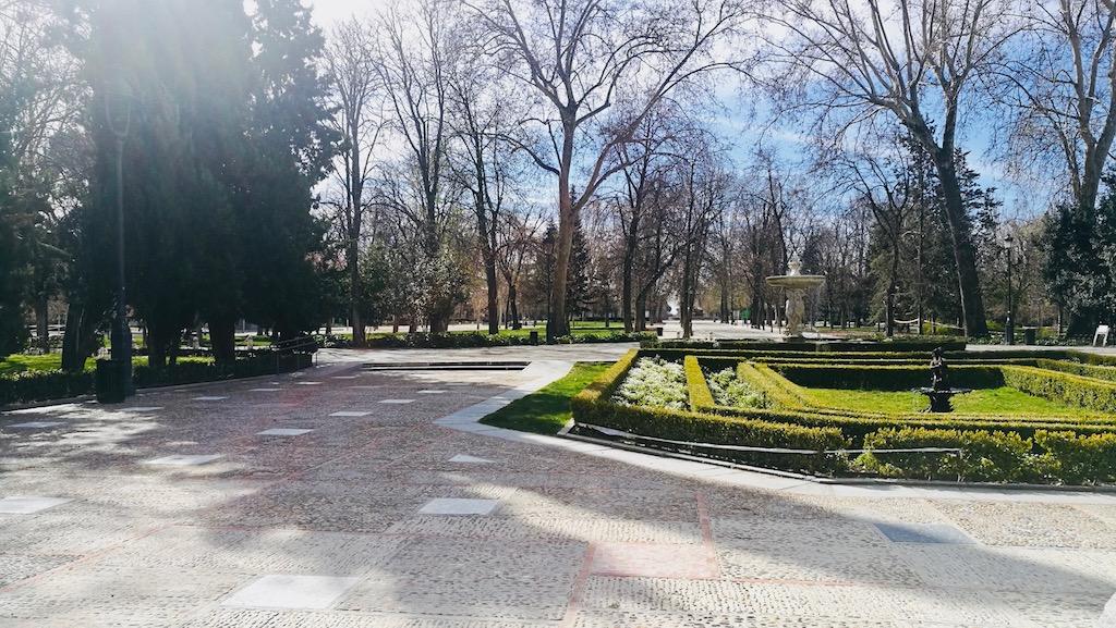 grand parque de madrid