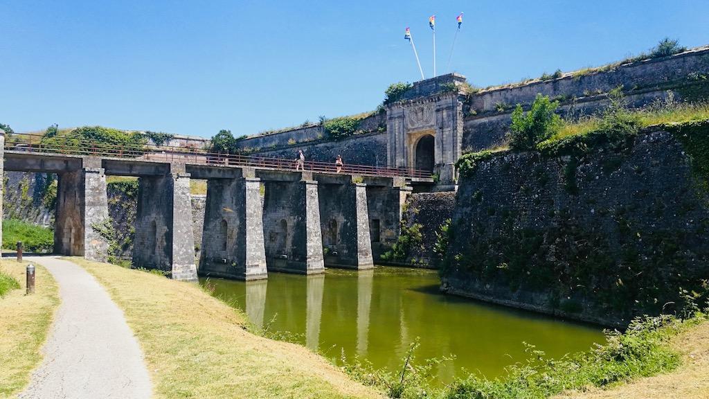 citadelle chateau oleron blog voyage