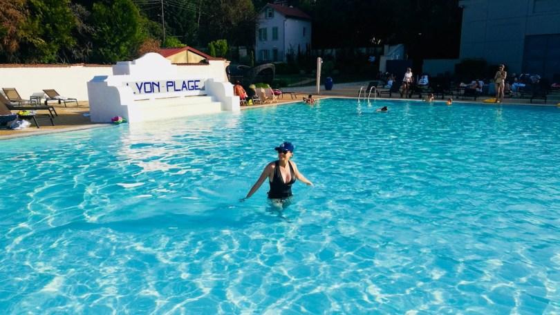 avis lyon plage hotel lyon metropole piscine exterieur