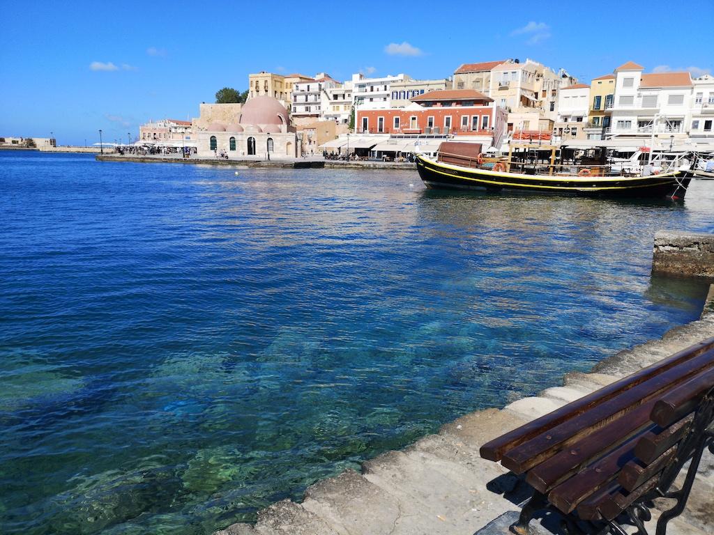 voyage en Crète la cannée la venise de le crète