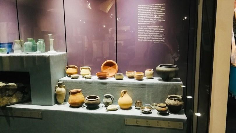 vase au musée archéaologique de belem